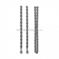 LANT cruce stavrofor - metal argintiu