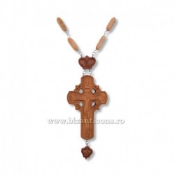 CRUCE STAVROFOR lemn - bizantina