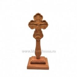 Cruce Binecuvantare lemn - baza detasabila