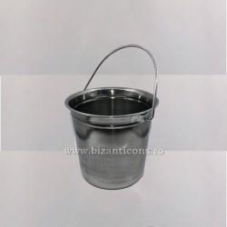 CALDARUSA Aghiasma Inox - mica 2 litri