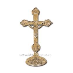 CRUCE altar - bronz 22 cm V6270
