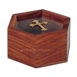 CUTIE altar lemn - hexagon V9448