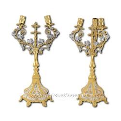 Set Dicher Tricher - aurit si argintat X43-357