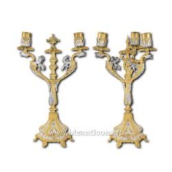 Set Dicher Tricher - aurit si argintat X44-358